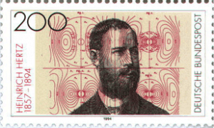 Heinrich Hertz banknote