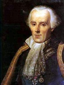 Pierre-Simon Laplace, 149-1827. Frans wiskundige en astronoom.