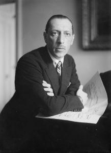 Igor Stravinsky, 1882-1971