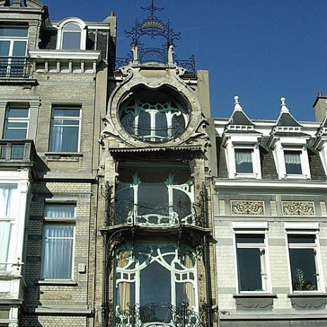 Saint-Cyr huis in Brussel