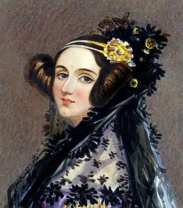 Ada Lovelace, 1840